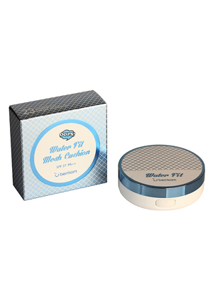 Berrison OOPS Тональное покрытие 23 тон OOPS WaterFit Mesh Cushion 23 spf37 PA++ 15гр
